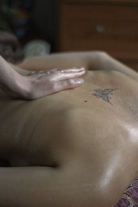 Gua Sha bei Massagen